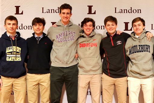 17 seniors commit to play college sports