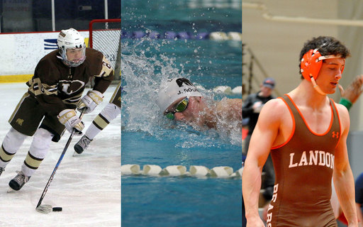 5 Bears earn winter All-Met
