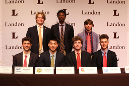 12 seniors commit to play college sports
