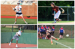 Ten spring athletes earn all-IAC