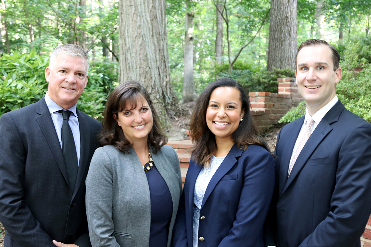 Landon's Admissions Team welcome you to the school and look forward to working with you